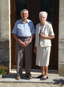 Laurent et Jeanne ARDOIN